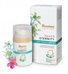 """Дневной крем """"Вечная Молодость"""" (Youth Eternity Day Cream SPF 15), Himalaya Herbals"""