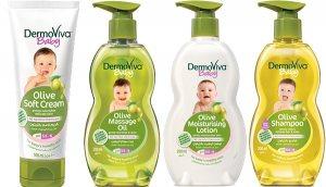 Детский подарочный набор, DermoViva