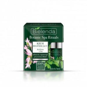 Крем восстанавливающий день/ночь куркума+чиа, Botanic Spa Rituals, Bielenda
