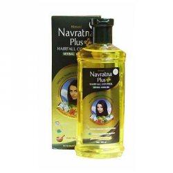 Масло против выпадения волос Navratna Plus, Himani