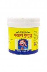 Таблетки для похудения Медохар Гуггул (Medohar Guggulu), Vyas Pharmaceuticals