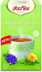 Аюрведический чай Щелочные травы (Alkaline herbs), Yogi tea