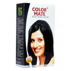 Крем-краска для волос 2.0 Color Mate, Натуральный черный