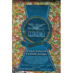 Семена фенхеля в сахаре, Heera