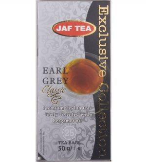Чай Jaf Tea Earl Gray Classic в пакетиках