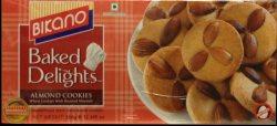 Миндальное печенье Almond Cookies, Bikano