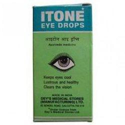Глазные капли Айтон (I-TONE), Devs Med