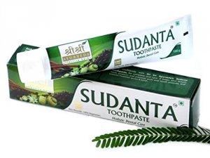 Зубная паста Суданта, Sri Sri Ayurveda