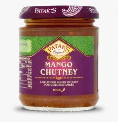 Чатни манго (Mango chutney), Patak's