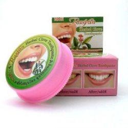 Травяная гвоздичная зубная паста, Rasyan
