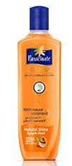 Кокосовое масло с экстрактом миндаля для блеска волос, Parachute