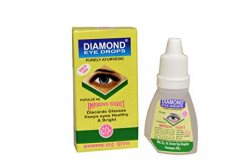 Глазные капли Diamond Eye Drops, Haridwars Farmacy