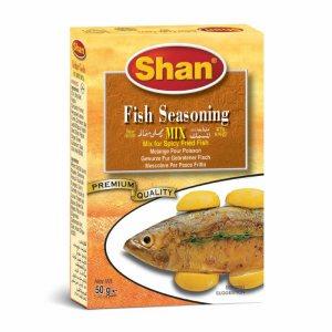 Приправа для рыбы ФИШ CЕЗОНИНГ, Shan