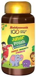Чаванпраш для детей (Junior prash), Baidyanath
