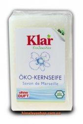 Натуральное мыло твердое Марсельское, Klar