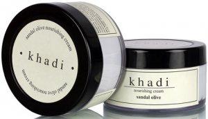 Питательный крем для лица Сандал и Олива (Sandal