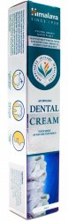 "Зубная паста ""Dental Cream"" с солью (Ayurvedic Dental Cream with salt), Himalaya Herbals"