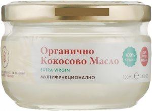 Органическое кокосовое масло (Extra Virgin Coconut Oil), Ikarov