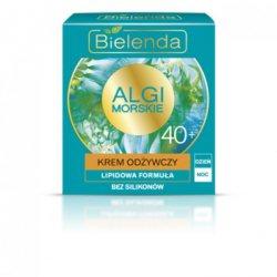 Питательный крем с морскими водорослями 40+, BIELENDA
