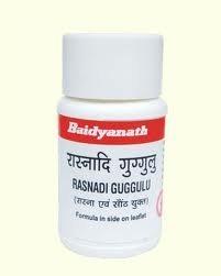 Раснади гуггул (Rasnadi guggul), Baidyanath