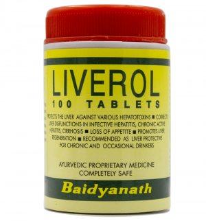 Ливерол (Liverol), Baidyanath