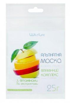 Альгинатная маска с витаминным комплексом, WildLife