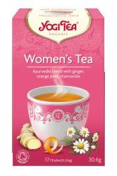 Аюрведический йога чай Women's Tea, Yogi tea