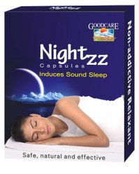 Препарат от бессонницы Nightzz, Goodcare