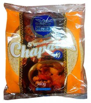 Индийские лепешки Чапати Chapatti, Hera