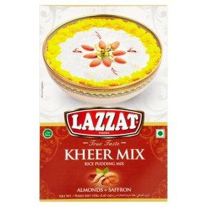 Смесь для приготовления рисового пудинга МИНДАЛЬ и Шафран, Lazzat
