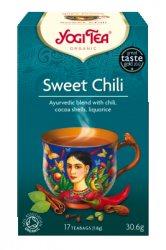 Аюрведический йога чай Sweet Chili, Yogi tea