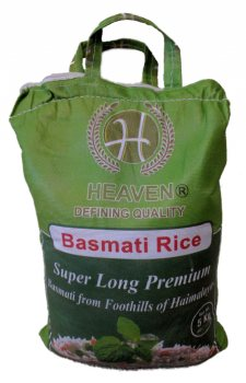 Рис басмати, Heaven