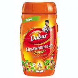Чаванпраш с вкусом апельсина, Dabur
