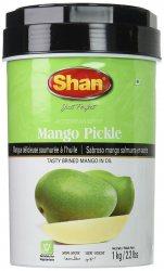 Пикули манго (Mango Pickle), Shan