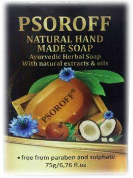 Мыло для лица и тела, ручной работы Псорофф, Sanjeevi Pharma