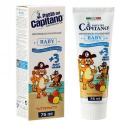 Зубная паста для детей Тутти-Фрутти, Pasta del Capitano