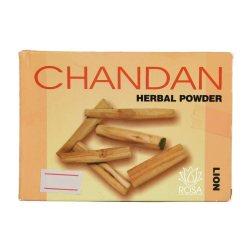 Сандал в порошке (Chandan herbal powder), Lion Brand