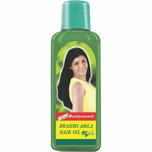 Масло для волос Брами Амла (Brahmi (Брахми) Amla Hair Oil), Baidyanath