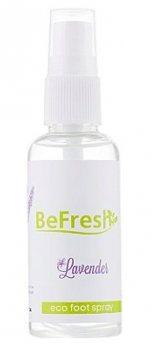 Дезодорант-спрей для ног Lavender, BeFresh