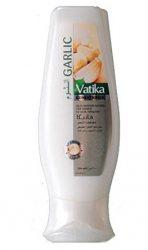 Укрепляющий кондиционер для волос с чесноком, Dabur Vatika