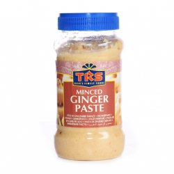 Имбирная паста (Minced Ginger Paste), TRS