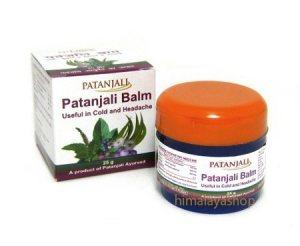 Бальзам с эвкалиптовым маслом, Patanjali