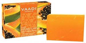 Натуральное мыло папайя, Vaadi