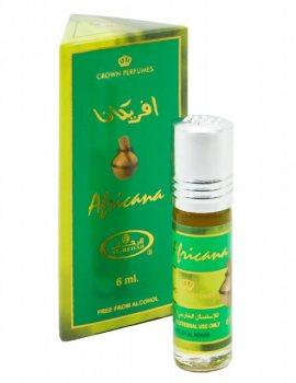 Арабские Масляные духи Africana, Al Rehab