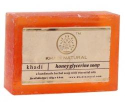 Аюрведическое мыло ручной работы МЁД, Khadi