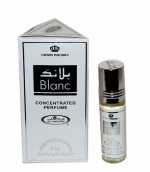 Арабские Масляные духи Blanc, Al Rehab