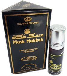 Арабские Масляные духи Musk Makkah, Al Rehab