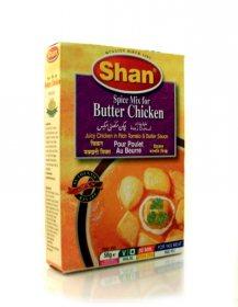 Приправа для приготовления ципленка Butter Chicken, Shan