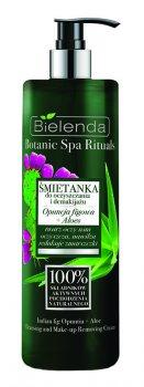 Молочко для демакияжа опунция алое Botanic Spa Rituals, Bielenda
