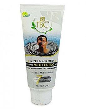 Отбеливающая маска для лица с грязями Мертвого моря, TBC